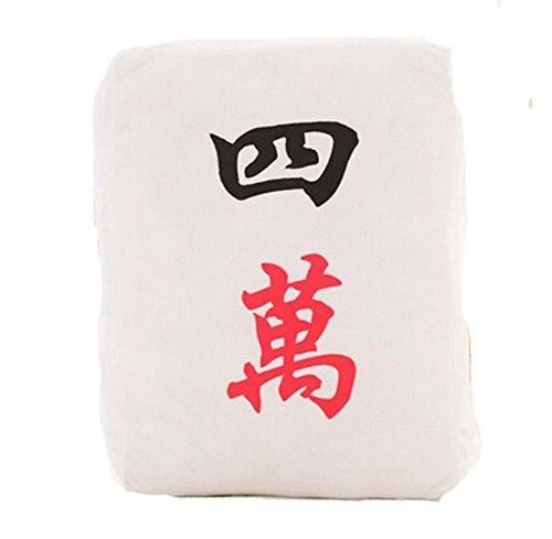 Schöne Mahjong Kissen Schlafsofa Hauptdekor-Kissen-Kissen, vierzigtausend