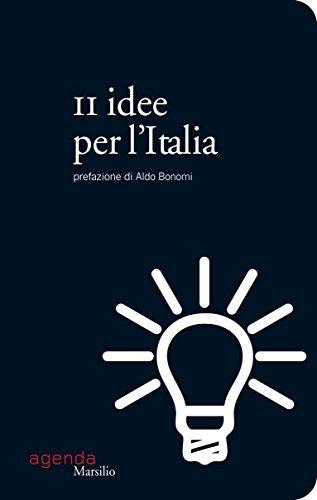 11 idee per l'Italia (Agenda)