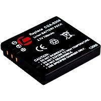 Carat Li-565 Lithium-Ion (Li-Ion) 700mAh 3.7V batterie rechargeable - Batteries rechargeables (700 mAh, Lithium-Ion (Li-Ion), 3,7 V, Noir)