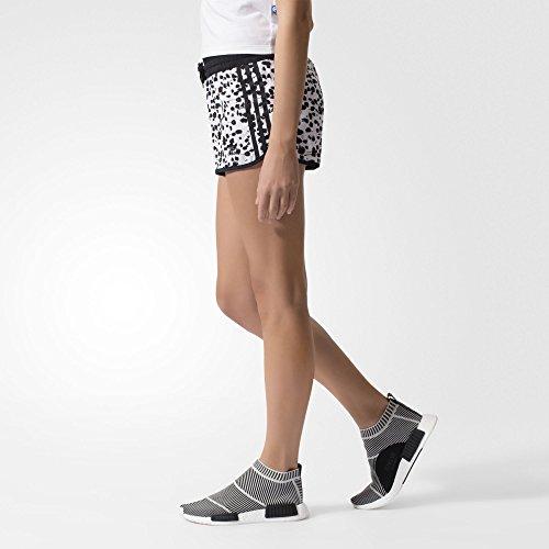 Damen Shorts adidas Originals Inked Pack Shorts Weiß