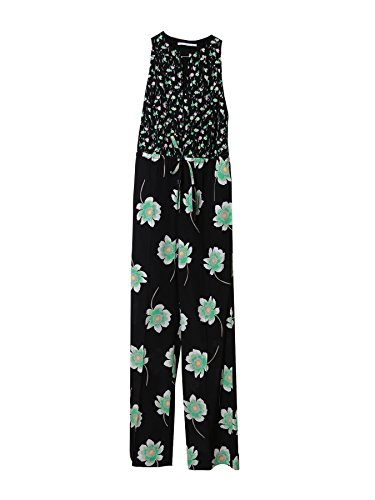 agnona-femme-ss017z950ox030-noir-vert-soie-combinaison