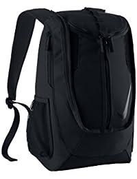 Nike FB Shield Backpack - Mochila para hombre, color negro, talla única