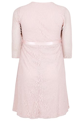 Yours Clothing - Robe spécial grossesse - Femme Rose