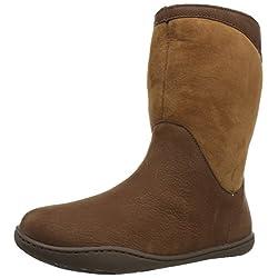 Camper Peu Cami Botas altas para Mujer Marr n Medium Brown 210 38 EU