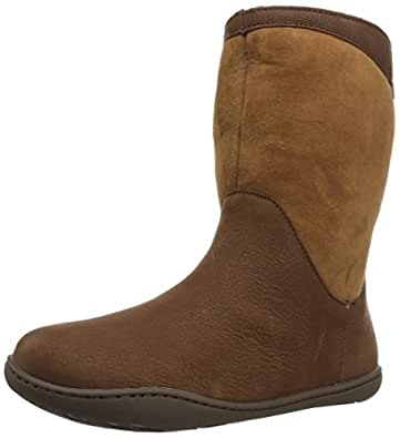 CAMPER Damen Peu Cami Kurzschaft Cowboystiefel, Braun (Medium Brown 210), 38 EU