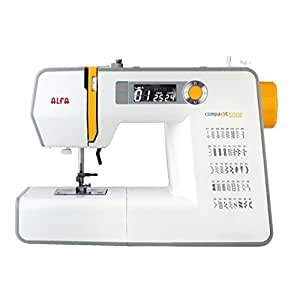 Alfa compakt 500e patchwork machine coudre for Machine a coudre 70 euro