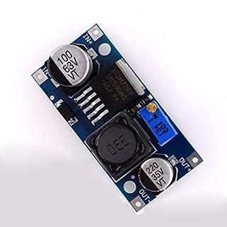 HW-677 Q65 48V Adjustable Step-doSWD Module DC-LM2596HVS Input 4.5-50V Voltage Converter Stabilizer Power Supply Buck Module Rone Life