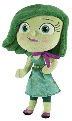 Disney Pixar Inside out Talking Plush Disgust