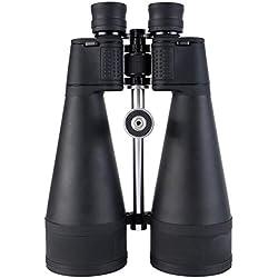 Jumelles Jumelles Haute Puissance Zoom 80x80, Jumelles à Vision Nocturne, adaptées à la Chasse en Plein air, adaptées aux Adultes et aux Enfants