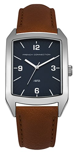 French Connection Herren-Armbanduhr Analog Quarz SFC113UBR
