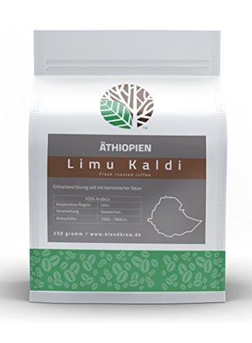 Blend&Brew House - Premium Kaffee mit sozialer Komponente | Der Limu Kaldi aus Äthiopien –...