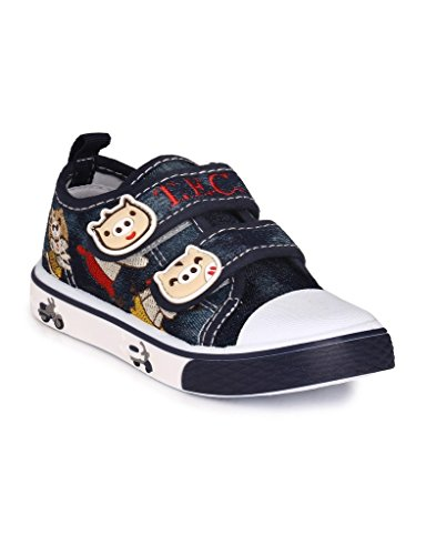 Good Premium Quality Comfortable Designer Cartoon Print Double Velcro Casual Party Wear Sports Running Shoes Sandals For Kids Boys And Girls…