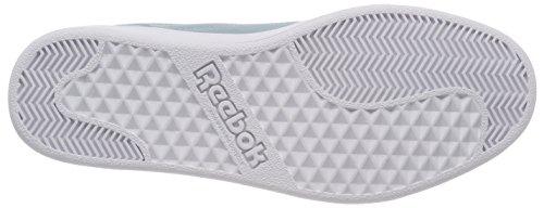 Reebok Royal Complete Cln, Chaussures de Tennis Homme Gris (Sl/whisper Tealwhite)