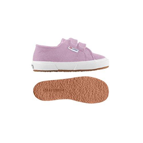 Superga 2750 Cobinvj, Unisex-Kinder Sneakers Lilac Chiffon