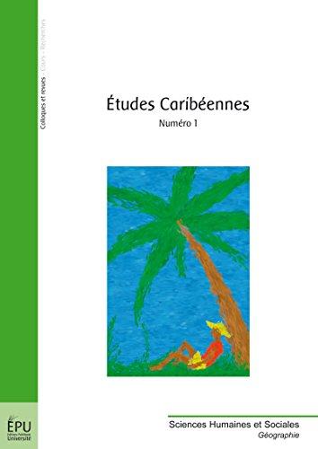 Etudes Caribéennes par Pascal Saffache