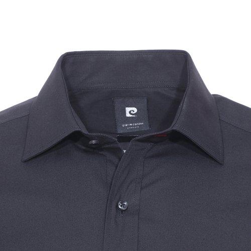 Pierre Cardin - Hemd Pierre Cardin Coton - Noir Noir