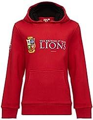 British & Irish Lions Kids Pullover Hoody