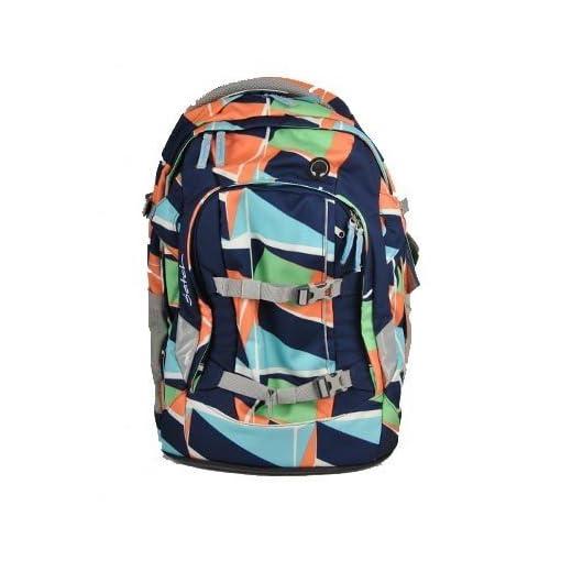 469e229ae33c2 satch Pack ergonomischer Schulrucksack für Mädchen und Jungen ...