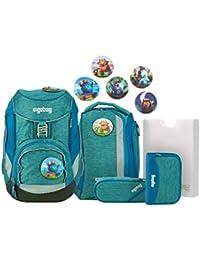 Ergobag School Backpack Set (Set of 6) MixMax Edition Pack Materiale sintetico 20 I