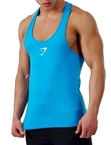 A. M. Sport - Maglietta sportiva -  uomo Multicolore