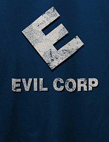 Evil Corp T-Shirt Navy Blau