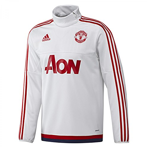 training-top-manchester-united-blanc