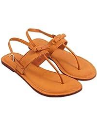 6250ed1cc Rajasthani-Fashion Women Girl s Party Office Ethnic Kolhapuri Chappal  Sandals WMO1100