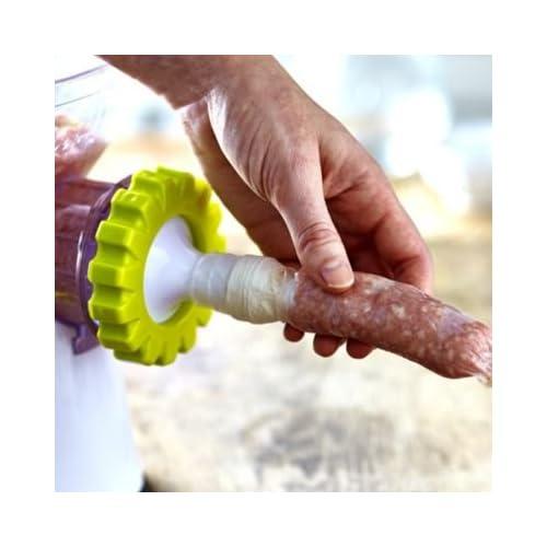 41mB1lF4xkL. SS500  - Lakeland Manual Meat Mincer & Sausage Maker Machine