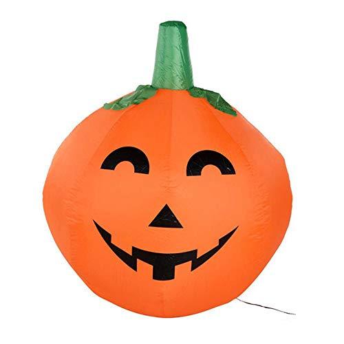 Kostüm Garde Kind Hexe - SPFAZJ Halloween Dekoration,Garden Inflatable Indoor Außen Dekoration Benutzt Für Aktive Festivalatmosphäre, Partei, Maskerade.-1,2 m großer Kürbis