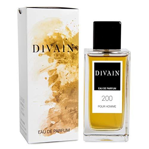 DIVAIN-200, Eau de Parfum pour homme, Spray 100 ml
