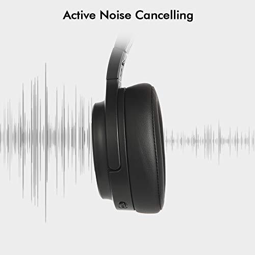 Noise Cancelling Kopfhörer bis 48 Std. Abspielzeit, Bluetooth Kopfhörer DOMAX M1, Noise Cancelling Kopfhoerer Komfortable, HiFi Stereo Over Ear Kopfhörer - 2