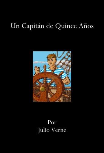 Descargar libros electrónicos gratis portugues UN CAPITÁN DE QUINCE AÑOS in Spanish PDF DJVU