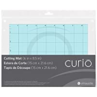 "Silhouette Curio Cutting Mat / Carrier Sheet - 8.5"" x 6"""