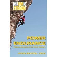 Climb Strong: Power Endurance (English Edition)