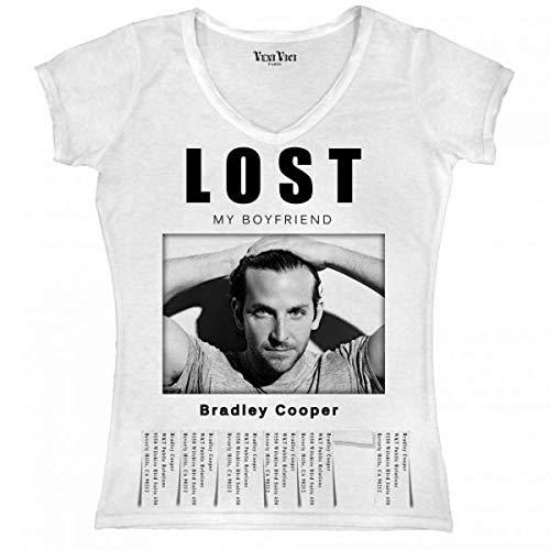 Veni Vici T-Shirt Ladies Lost Bradley Cooper - M
