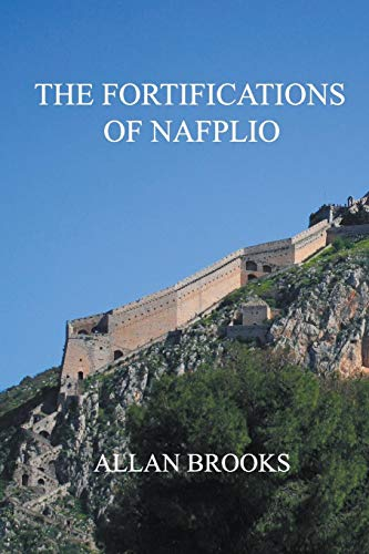 The Fortifications of Nafplio por Allan Brooks