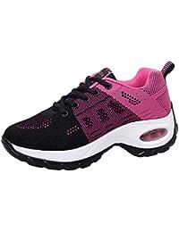 purchase cheap c7d5c 1a880 manadlian Donna Scarpe da Ginnastica Corsa Sportive Fitness Running Estive  Sneakers Basse Interior Infradito Sneaker Donna