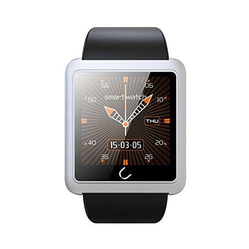 Correa de silicona Uwatch U10L Bluetooth SmartWatch alta calidad SmartWatch U10L para iOS Android