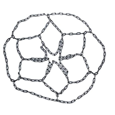 NetSells Red para aro de baloncesto di metro abierto aproximado 32 cm