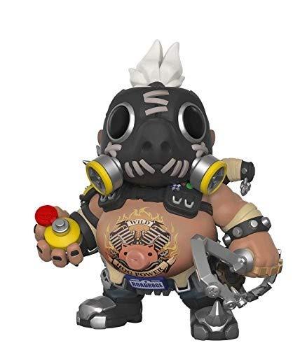 Funko Pop! - Overwatch Roadhog Figura de Vinilo, (29046)