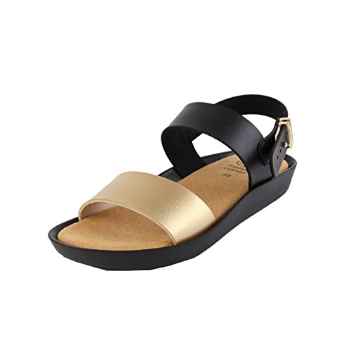 scholl-mamore-black-gold-synthetic-leather-38