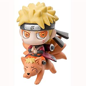 ! Megahobi EXPO It 's a nine-tailed Petit Chara Land NARUTO Shippuden Naruto 2013 SPRING (japan import) 1