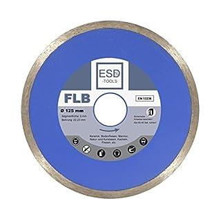 Diamond Cutting Disc FLB Tile Cutting Disc Natural Stone Drill Diameter 125mm/22.23