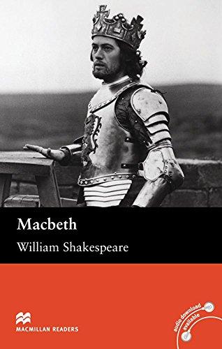 MR (U) Macbeth Pk (Macmillan Readers 2010)