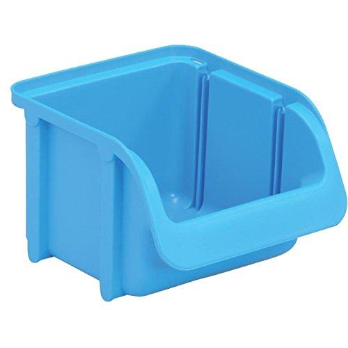 Hünersdorff 672300 Sichtbox Größe 2 in blau