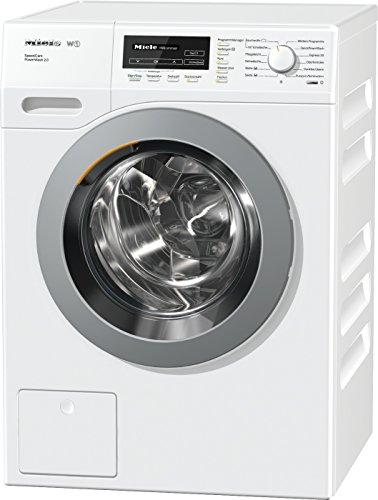 Miele WKF 311 WCS SpeedCare Waschmaschine Frontlader / A+++ /157  kWh/Jahr / 1400 UpM / 8 kg / PowerWash 2.0 / CapDosing