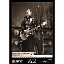 guitar-Kalender 2010