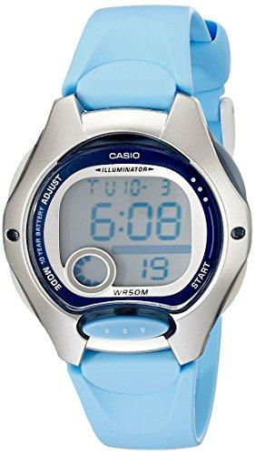 Casio LW200-2BV - Reloj para mujeres, correa de resina