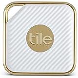 Tile Style - Chercheur de clés. Chercheur de téléphones. Trouvez n'importe quoi (Champagne) - 1 unité