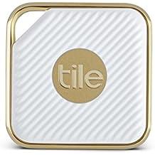 Tile Style - Key Finder. Phone Finder. Anything Finder (Champagne) - 1-pack